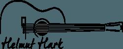 Kitarrimeister Helmut Hark